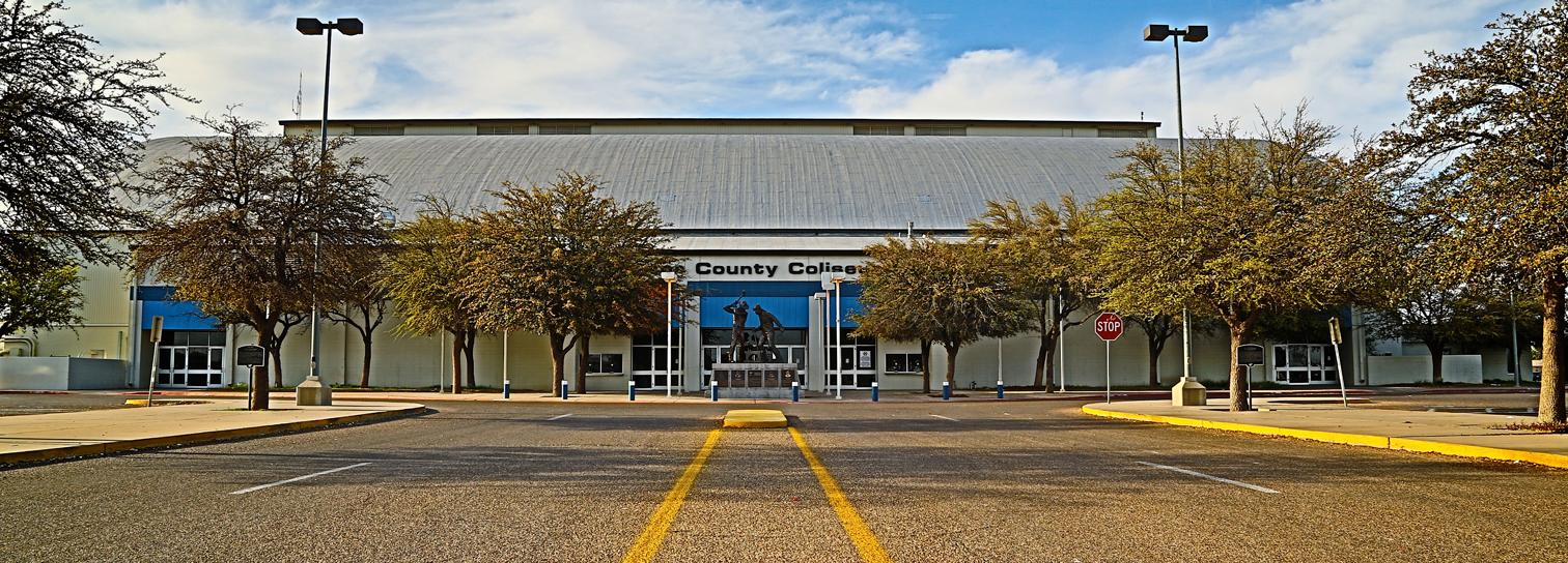 Ector County Coliseum Building G